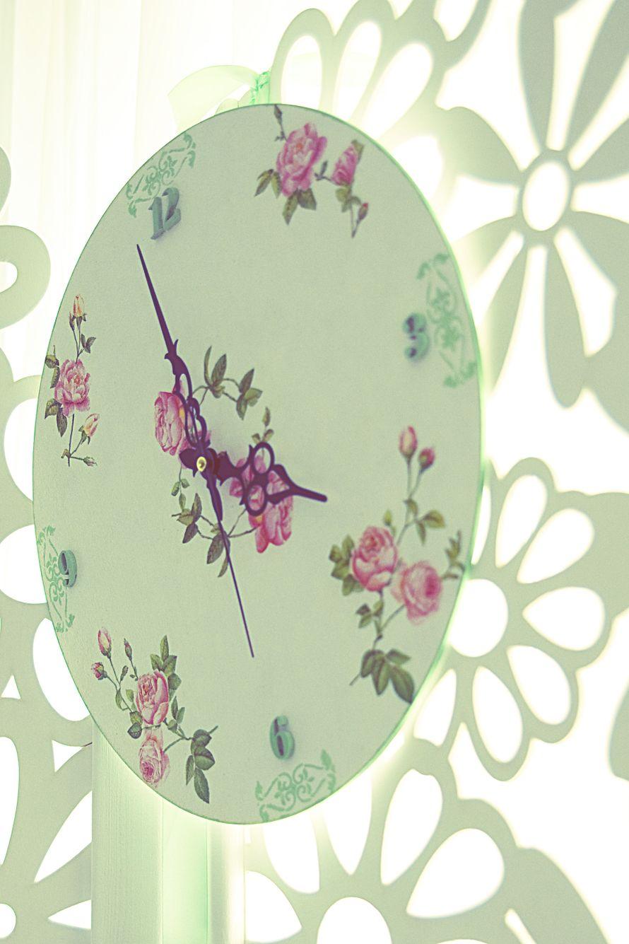 Мятно-розовый Shabby chic - фото 1746341 Кирилл Новосёлов - свадебный декор