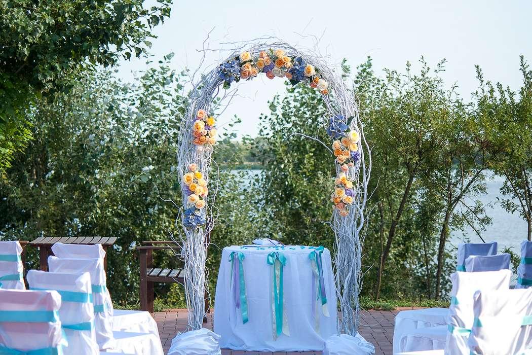 Фото 1746623 в коллекции Свадьба в понедельник))) - Кирилл Новосёлов - свадебный декор