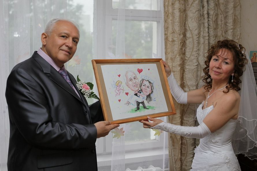 Что подарить на серебряную свадьбу родителям своими руками