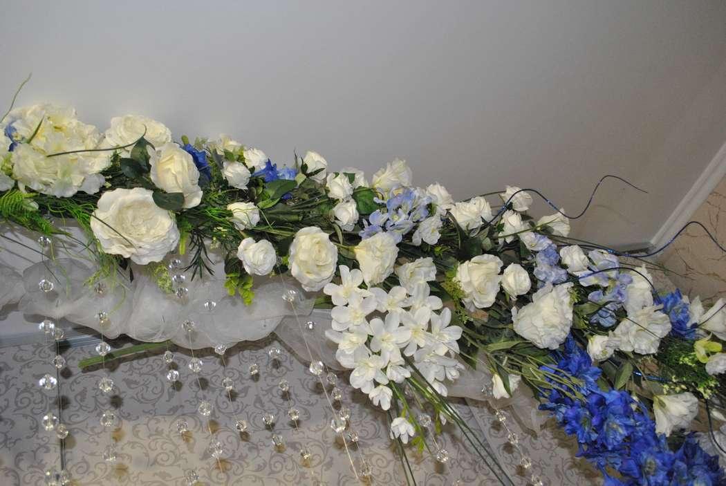 """Фото 2316454 в коллекции Сине-белая композиция - """"Event Show"""" - организация праздника"""