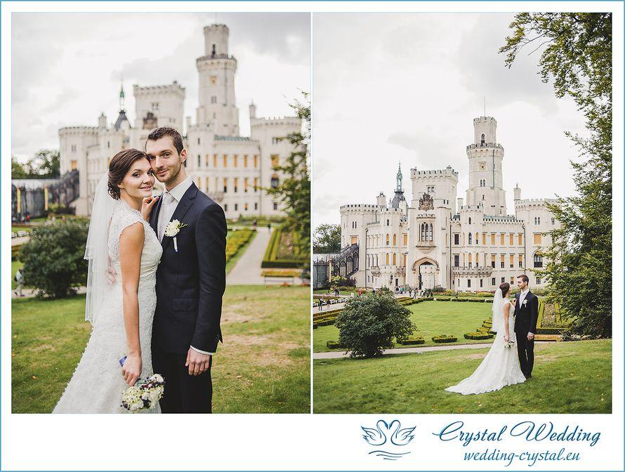 Фото 1792487 в коллекции Свадьба в замке Глубока - Crystal Wedding - свадьбы в Чехии и Европе