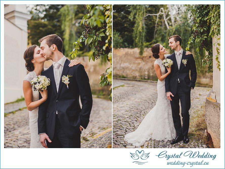 Фото 1792493 в коллекции Свадьба в замке Глубока - Crystal Wedding - свадьбы в Чехии и Европе