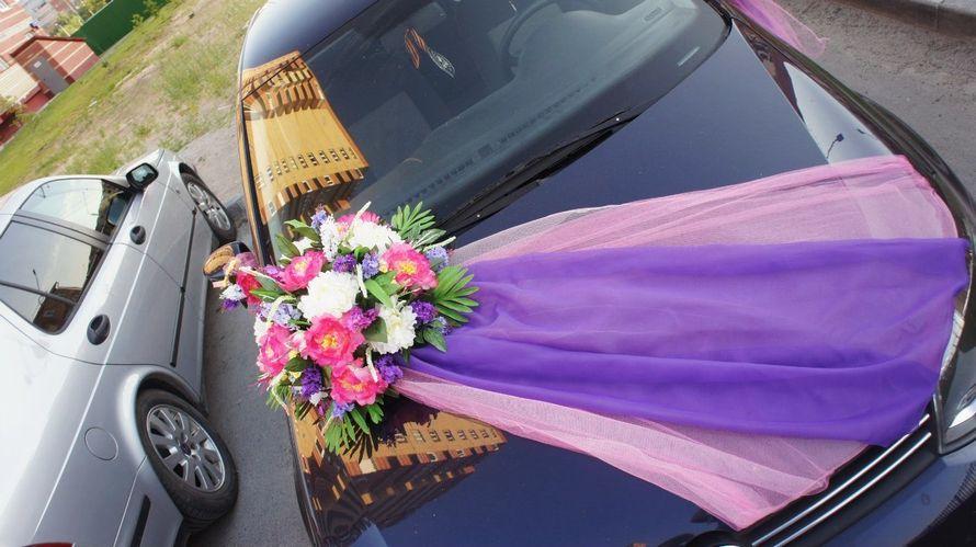 """Фото 12179026 в коллекции Украшение на свадебное авто. - Дизайн-студия """"Ярко"""""""