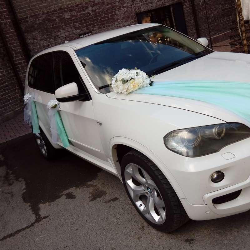 """Фото 17469648 в коллекции Украшение на свадебное авто. - Дизайн-студия """"Ярко"""""""