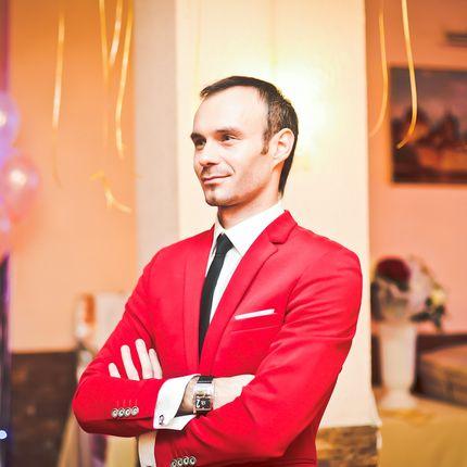 Ведущий на свадьбу + DJ, 6 часов