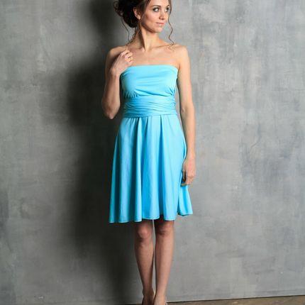 Платье-трансформер мини