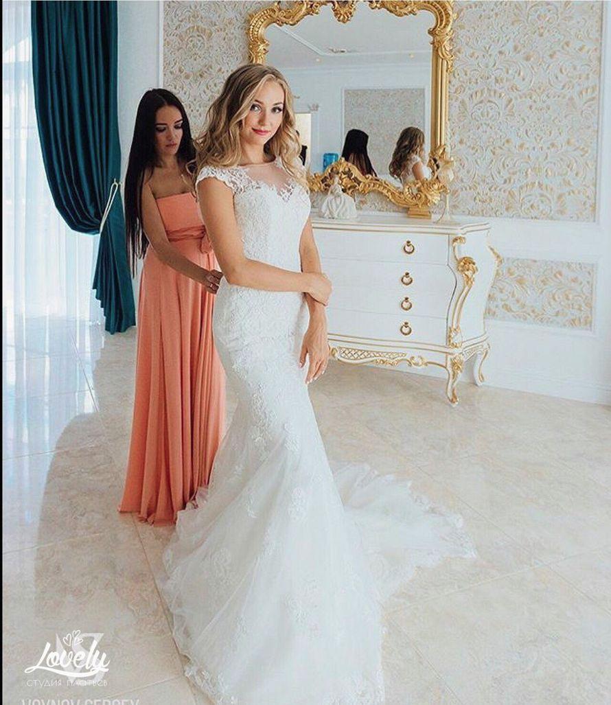 Свадьба в персиковом цвете фото подружек невесты
