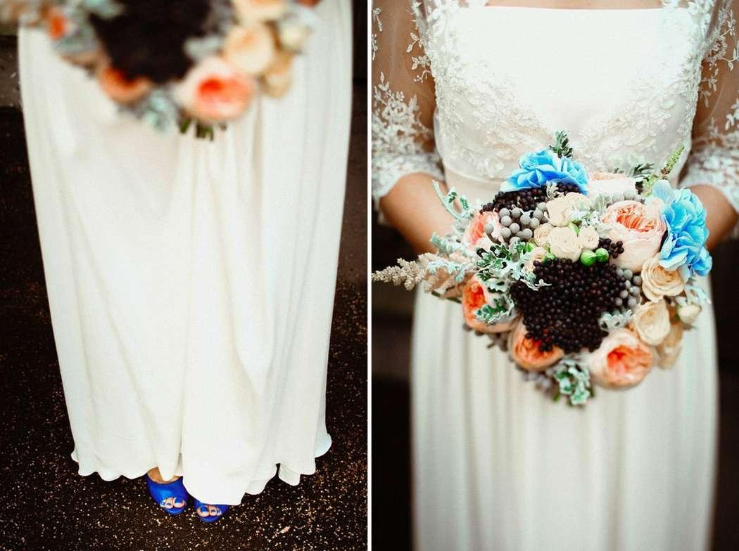 Морская Свадьба/Анна и Даниил, 01.08.14 - фото 3648617 Студия декора Sacramento wedding