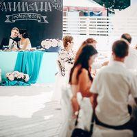 Морская Свадьба/Анна и Даниил, 01.08.14