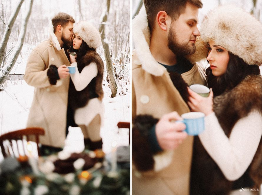 Фото 3648737 в коллекции Зимняя нордическая история - Студия декора Sacramento wedding