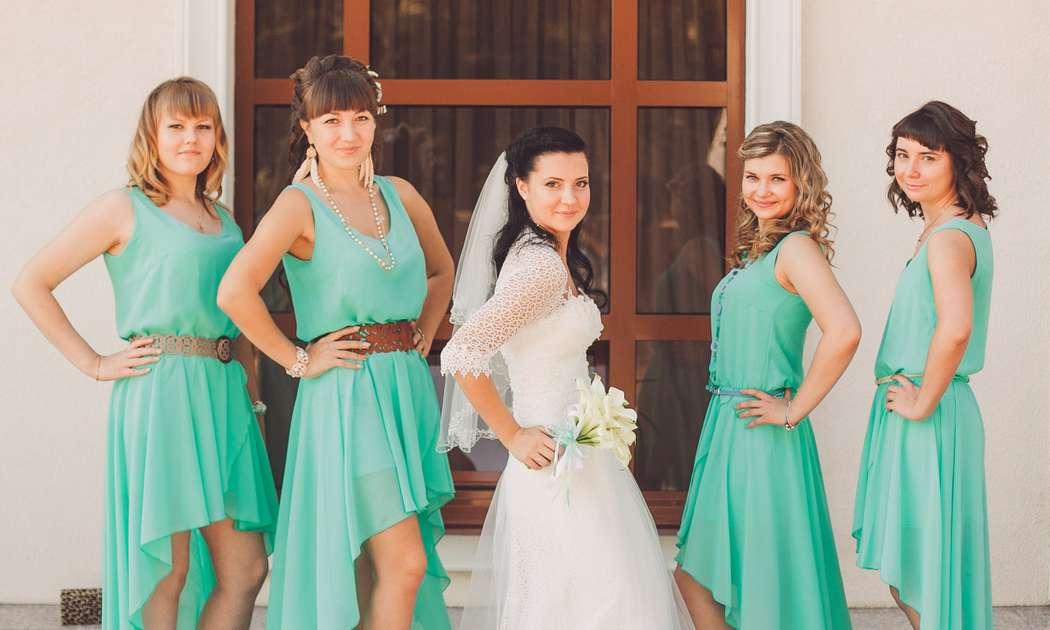 подружки, невесты - фото 1855643 Фотостудия Марины Кочаровской