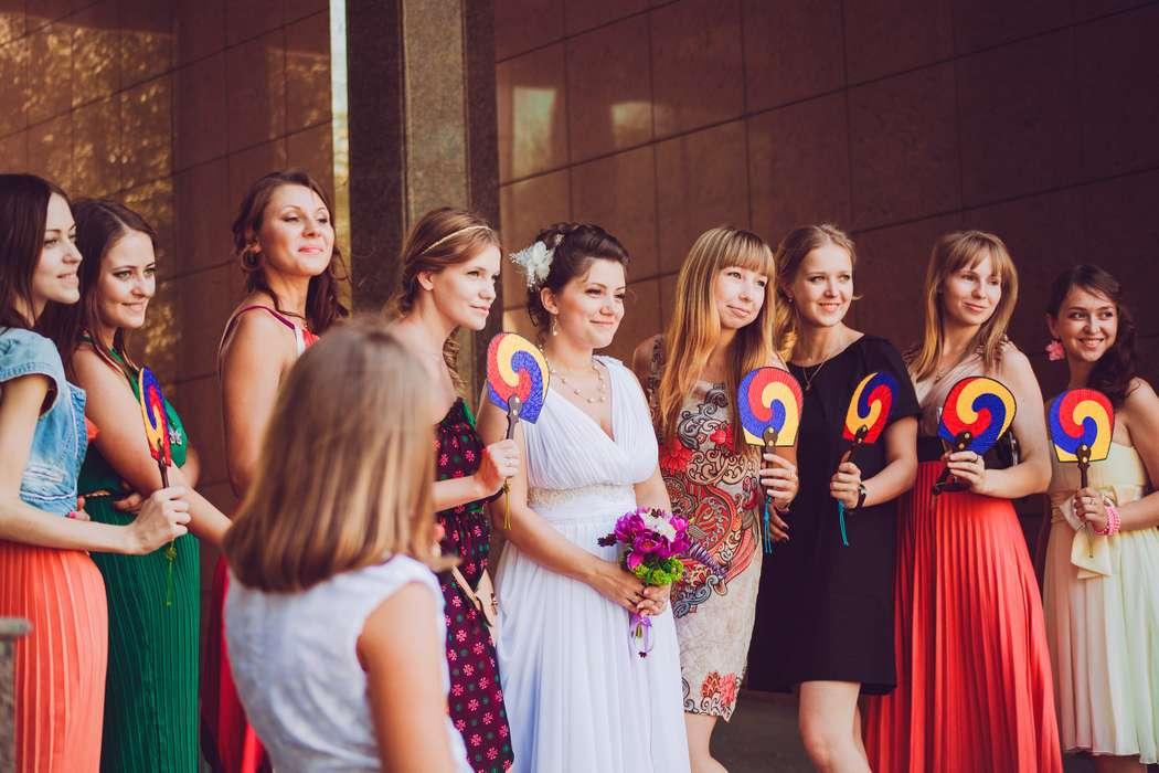 подружки, невесты - фото 1855645 Фотостудия Марины Кочаровской