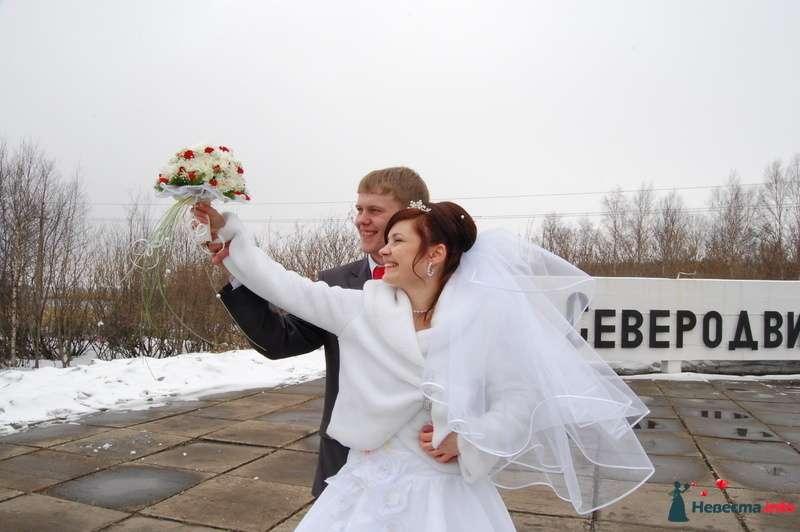 """2009г. Антон и Ольга - фото 154449 Студия """"Свет"""""""