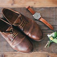 ботинки жениха