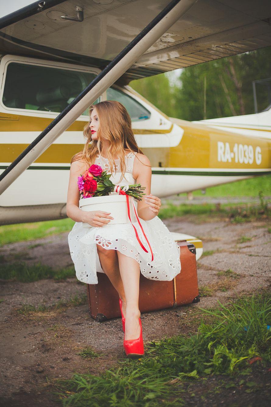 """Фото 2481607 в коллекции Небесная история - Свадебное агентство """"Wedkitchen"""""""