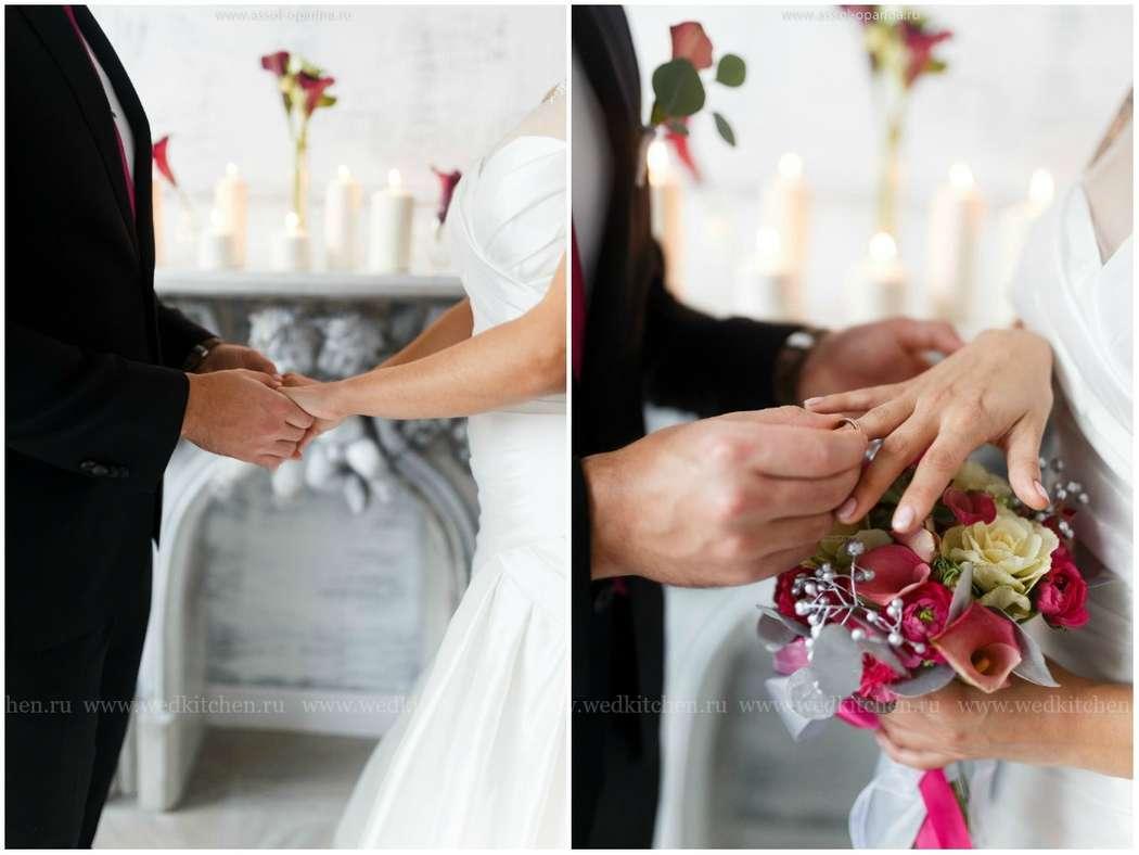 """Фото 3472913 в коллекции Серебро и фуксия - Свадебное агентство """"Wedkitchen"""""""