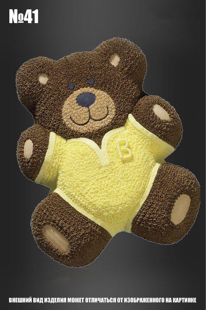 Торт в виде медвежонка своими руками