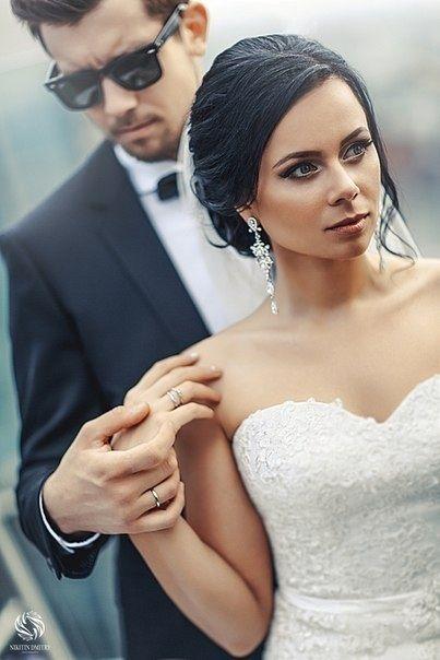 Олечка  Яркие смоки и небрежный пучок - фото 3017567 Свадебный стилист Кучумова Селия
