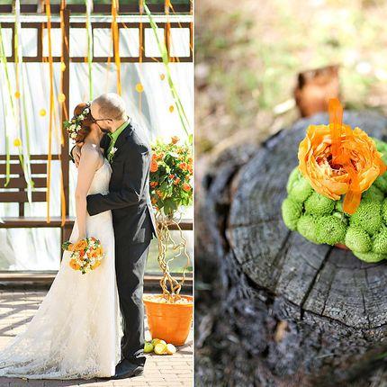 Сопровождение в день свадьбы