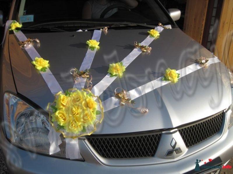 """Фото 353231 в коллекции Украшения на автомобили - Свадебный салон аксессуаров """"Лилия"""""""