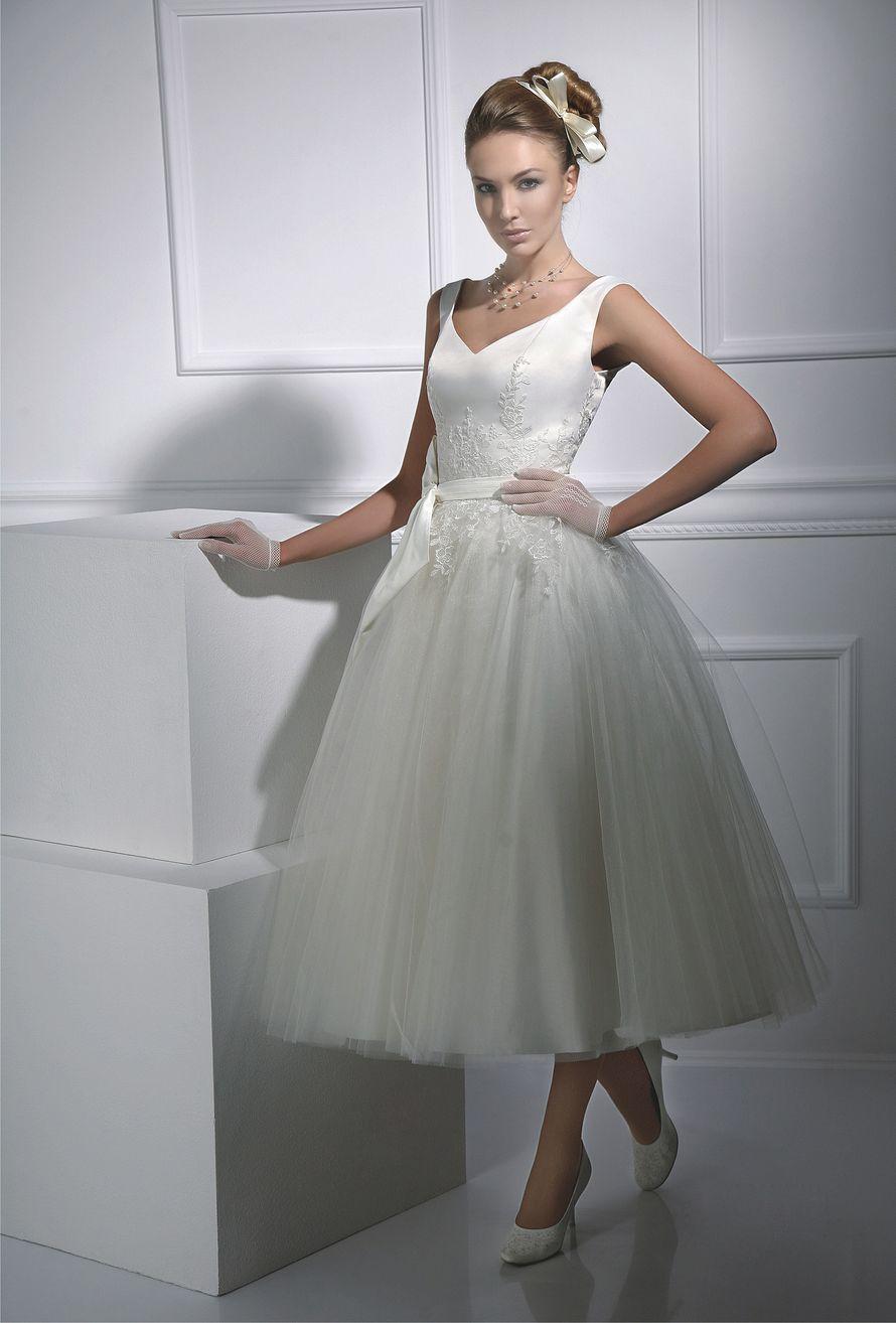 """Фото 1344653 в коллекции Короткие платья - """"Моя свадьба"""" - свадебный салон"""