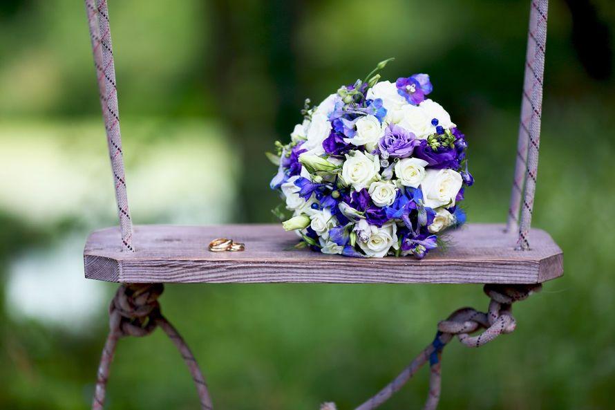 """Букет невесты - фото 1937195 Флористическая мастерская """"Fleur de Lys"""""""