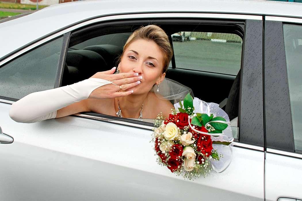 воздушный поцелуй невесты - фото 1966733 Фотограф Красова Юлия