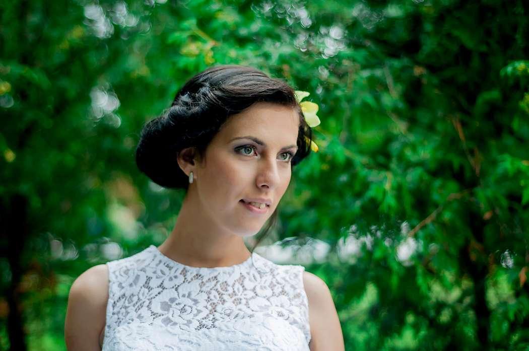 прическа невесты - фото 1966751 Фотограф Красова Юлия