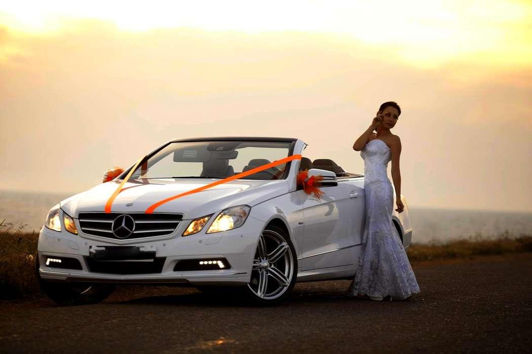 Mercedes E-350 cabrio - аренда от 1800 р/час - фото 2123198 Drive cars - аренда транспорта