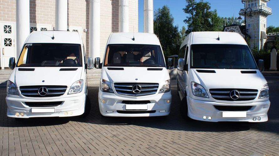 Mercedes Sprinter VIP - 850р/час - фото 3601465 Drive cars - аренда транспорта