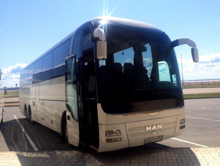 Аренда автобуса Man Lions, цена за 1 час