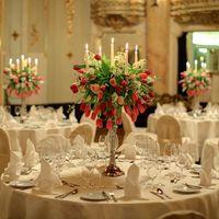 Шикарный зал Boccacio в Grand Hotel Bohemia