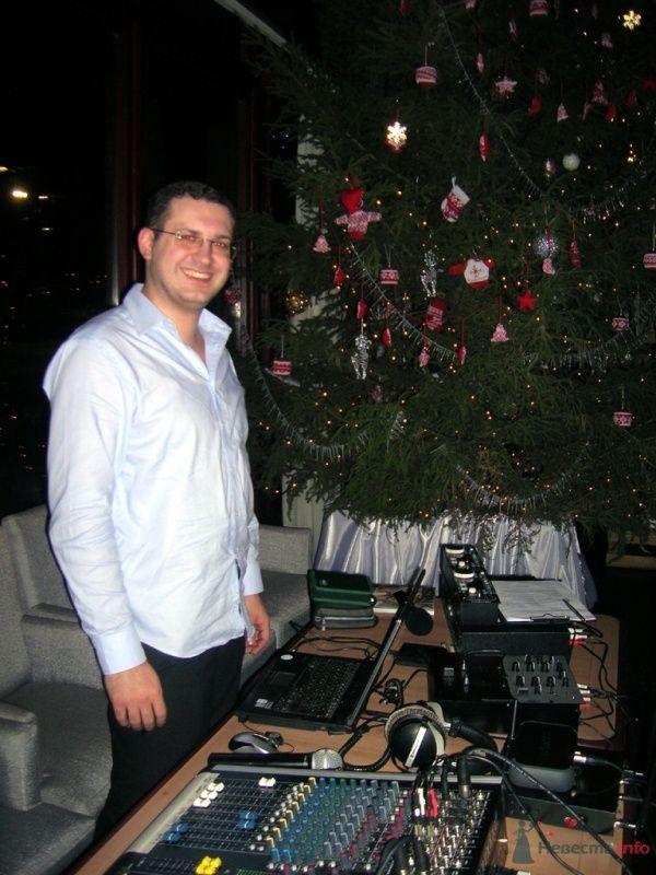 "Ресторан ""Шале"", декабрь 2009г. - фото 56787 Невеста01"