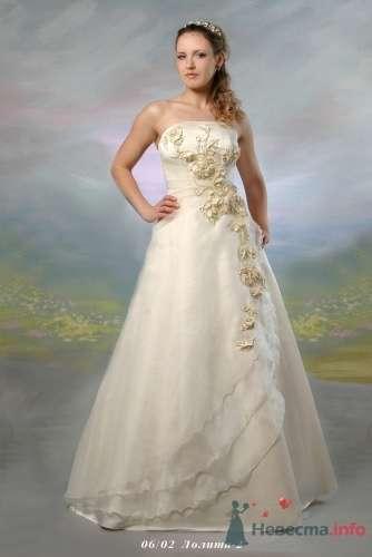 """Лолита (2) - фото 15055 Свадебный салон """"Хельга"""""""