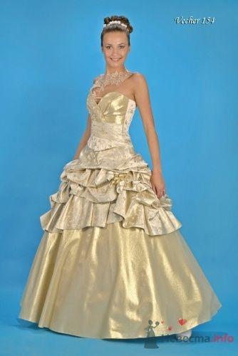 """Модель Vecher (154) - фото 15117 Свадебный салон """"Хельга"""""""