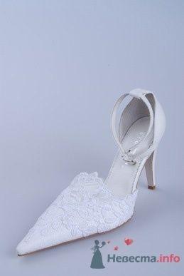 """Фото 15130 в коллекции Свадебная обувь - Свадебный салон """"Хельга"""""""