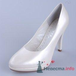 """Фото 15139 в коллекции Свадебная обувь - Свадебный салон """"Хельга"""""""