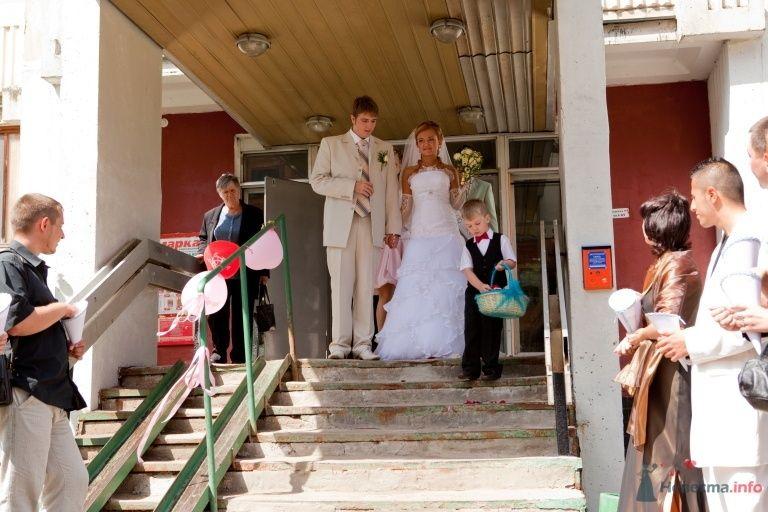 Фото 41847 в коллекции Наша зажигательная Свадьба!11.07.2009