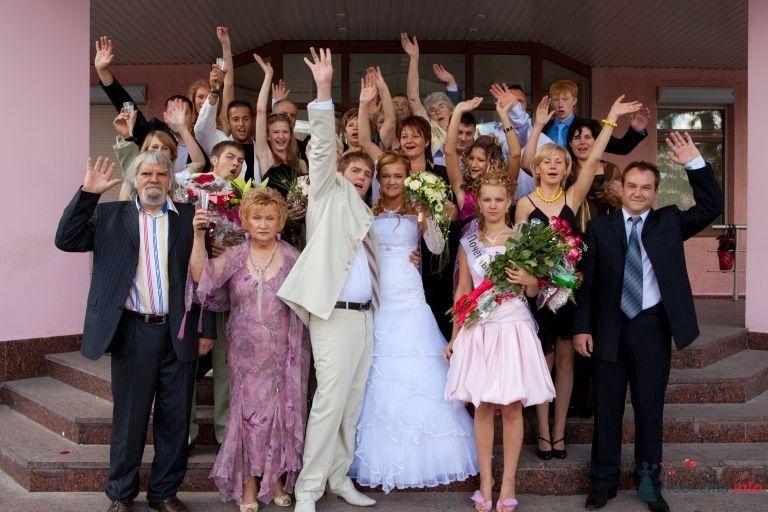 Фото 41869 в коллекции Наша зажигательная Свадьба!11.07.2009