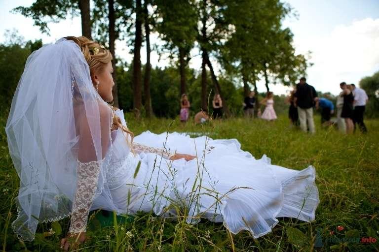 Фото 41894 в коллекции Наша зажигательная Свадьба!11.07.2009 - КатёночкаИзЗелика