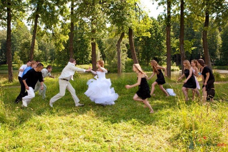 Фото 41897 в коллекции Наша зажигательная Свадьба!11.07.2009 - КатёночкаИзЗелика