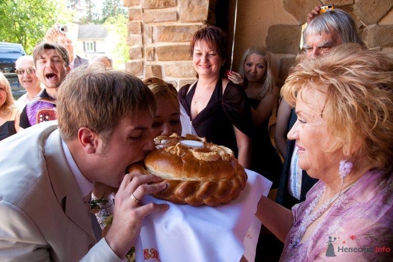 Фото 41901 в коллекции Наша зажигательная Свадьба!11.07.2009