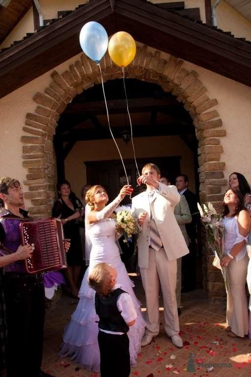 Фото 41902 в коллекции Наша зажигательная Свадьба!11.07.2009 - КатёночкаИзЗелика