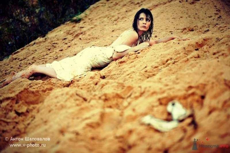 Фото 53739 в коллекции Trash-the-dress или Хмурое утро невесты - Свадебные фотографы StoryOfMoments