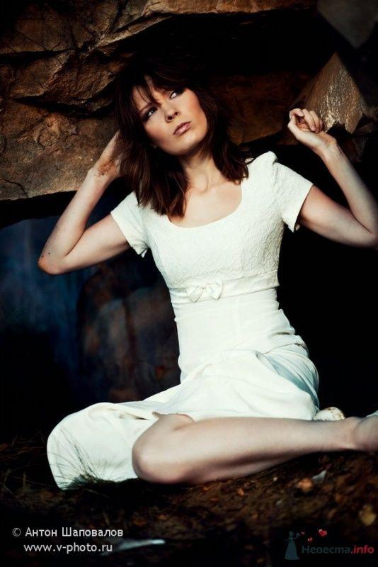 Фото 53756 в коллекции Trash-the-dress или Хмурое утро невесты