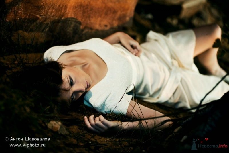 Фото 53758 в коллекции Trash-the-dress или Хмурое утро невесты - Свадебные фотографы StoryOfMoments