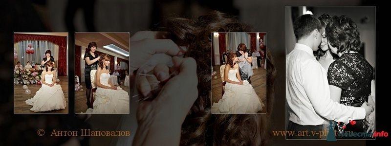 Фото 107674 в коллекции Свадебная фотокнига Владимира и Ирины. 12.02.2010 - Свадебные фотографы StoryOfMoments