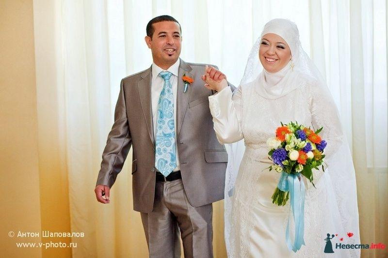 Фото 109462 в коллекции Ольга (ribca_saghira) и Абдельхади. 13 мая 2010. - Свадебные фотографы StoryOfMoments