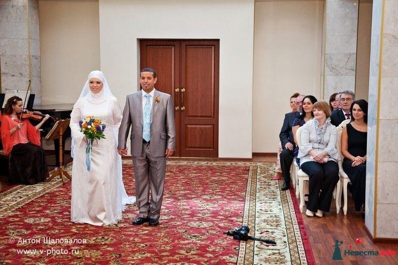 Фото 110272 в коллекции Ольга (ribca_saghira) и Абдельхади. 13 мая 2010. - Свадебные фотографы StoryOfMoments