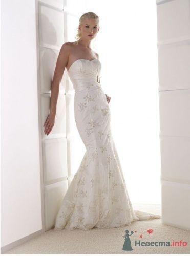 Свадебное платье Frisson - фото 13832 Невеста01